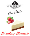 Cloud Burst One Shot - Strawberry Cheesecake