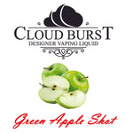 Cloud Burst One Shot - Green Apple