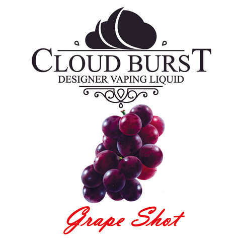 Cloud Burst One Shot - Grape