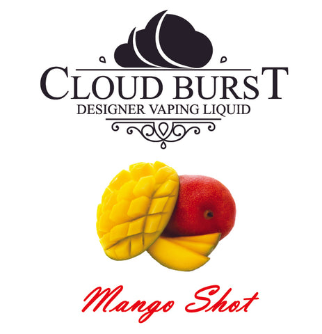 Cloud Burst One Shot - Mango