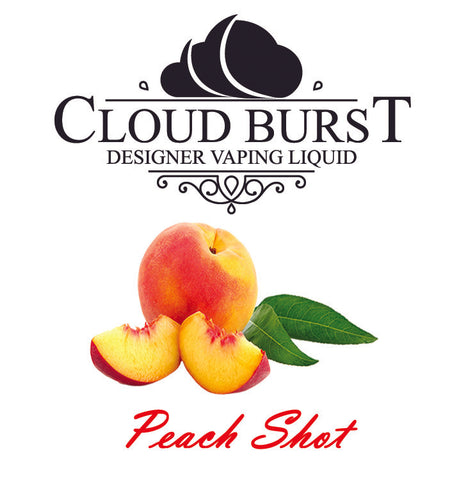 Cloud Burst One Shot - Peach