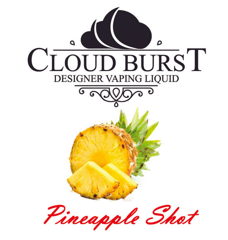 Cloud Burst One Shot - Pineapple