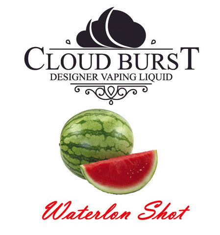Cloud Burst One Shot - Watermelon