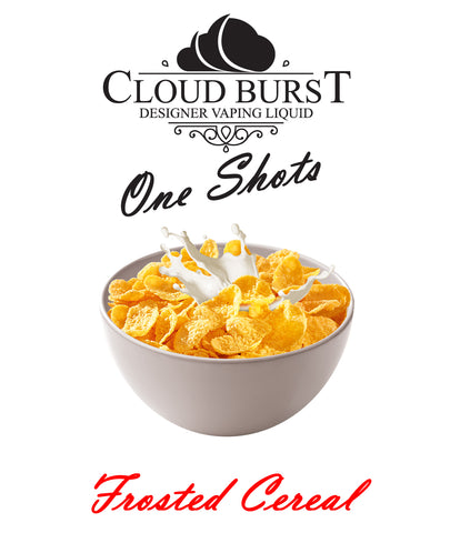 Cloud Burst One Shot - Frosted Cereal