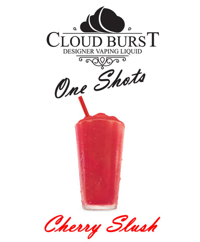 Cloud Burst One Shot - Cherry Slush - vape-hyper