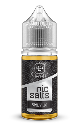 SNLV18 Nic Salts 30ml - vape-hyper