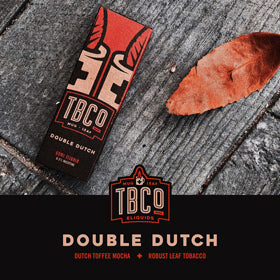 TBCO -DOUBLE DUTCH - 60ML - vape-hyper