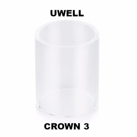 Uwell Crown V3 Replacement Glass - vape-hyper