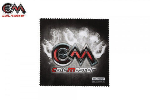 Coil Master Polishing Cloth - vape-hyper