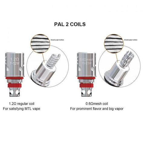 Artery Pal 2 Replacement Coils - vape-hyper