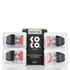 Uwell KOKO Replacement Pods (1.2Ohm)