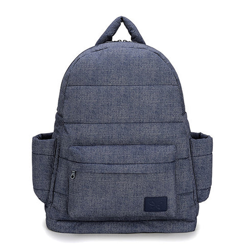 CiPU [Jumbo] B-Bag ECO Denim Blue [combo set]