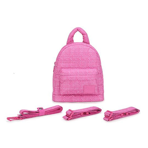 NEW ARRIVAL!!! CiPU [2way Baby] B-Bag ECO Knitted Pink