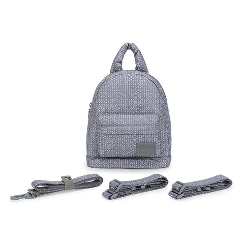 NEW ARRIVAL!!! CiPU [2way Baby] B-Bag ECO Knitted Grey