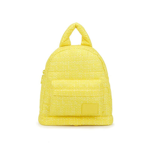 NEW ARRIVAL!!! CiPU [2way Baby] B-Bag ECO Knitted Yellow