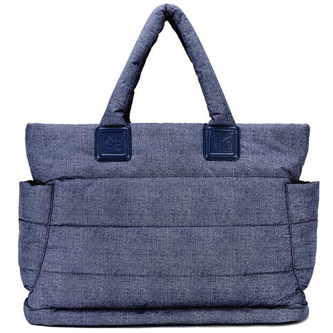 CiPU [Jumbo] CT-Bag ECO Denim Blue [combo set]