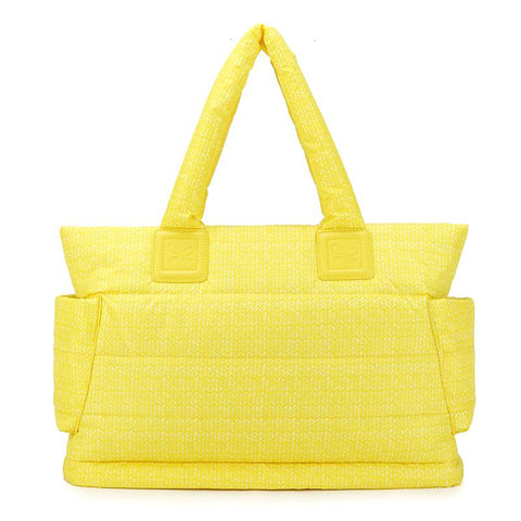 NEW ARRIVAL!!! CiPU CT-Bag ECO Knitted Yellow [combo set]