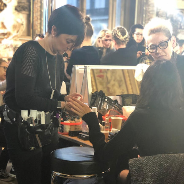 Fashion Week Focus: A Nail Pro's Perspective