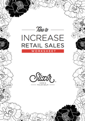How to Increase Retail Sales - Worksheet