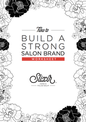 How to Build a Strong Salon Brand - Worksheet