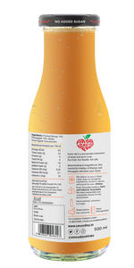 Load image into Gallery viewer, Mighty Mango Smoothie - 500 ML