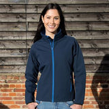 Hornsea Harriers Women's Result Softshell Jacket