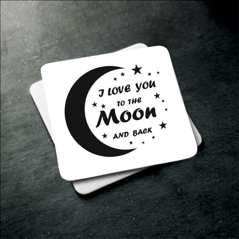 Love to the Moon Coaster