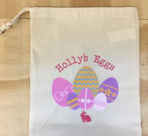 Easter Eggs Sack