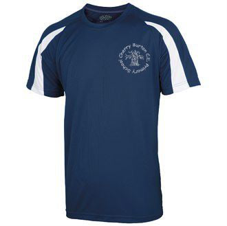 Cherry Burton Primary School Sports Top Navy