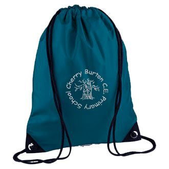 Cherry Burton Primary School P.E. Bag