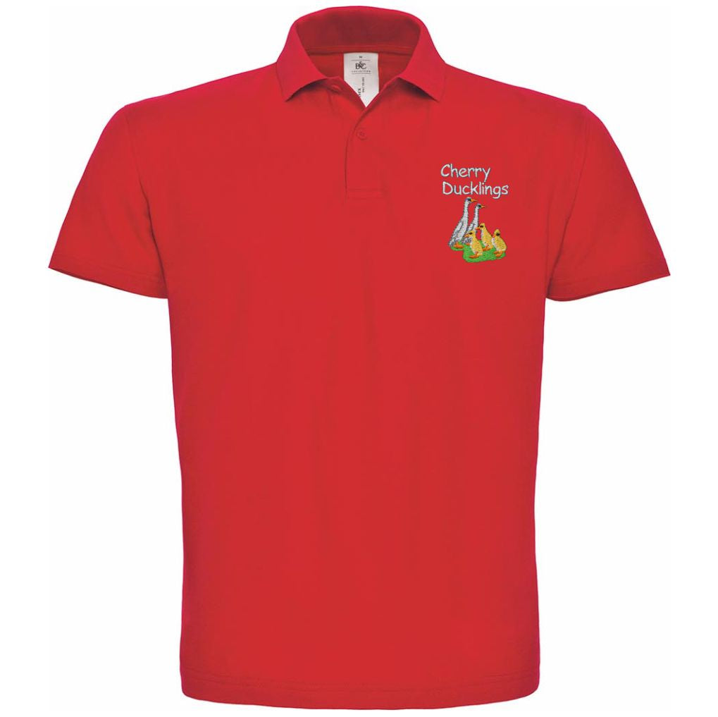 Cherry Ducklings Polo Shirt