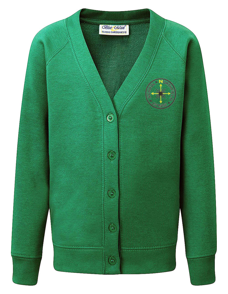 Northfield School Cardigan