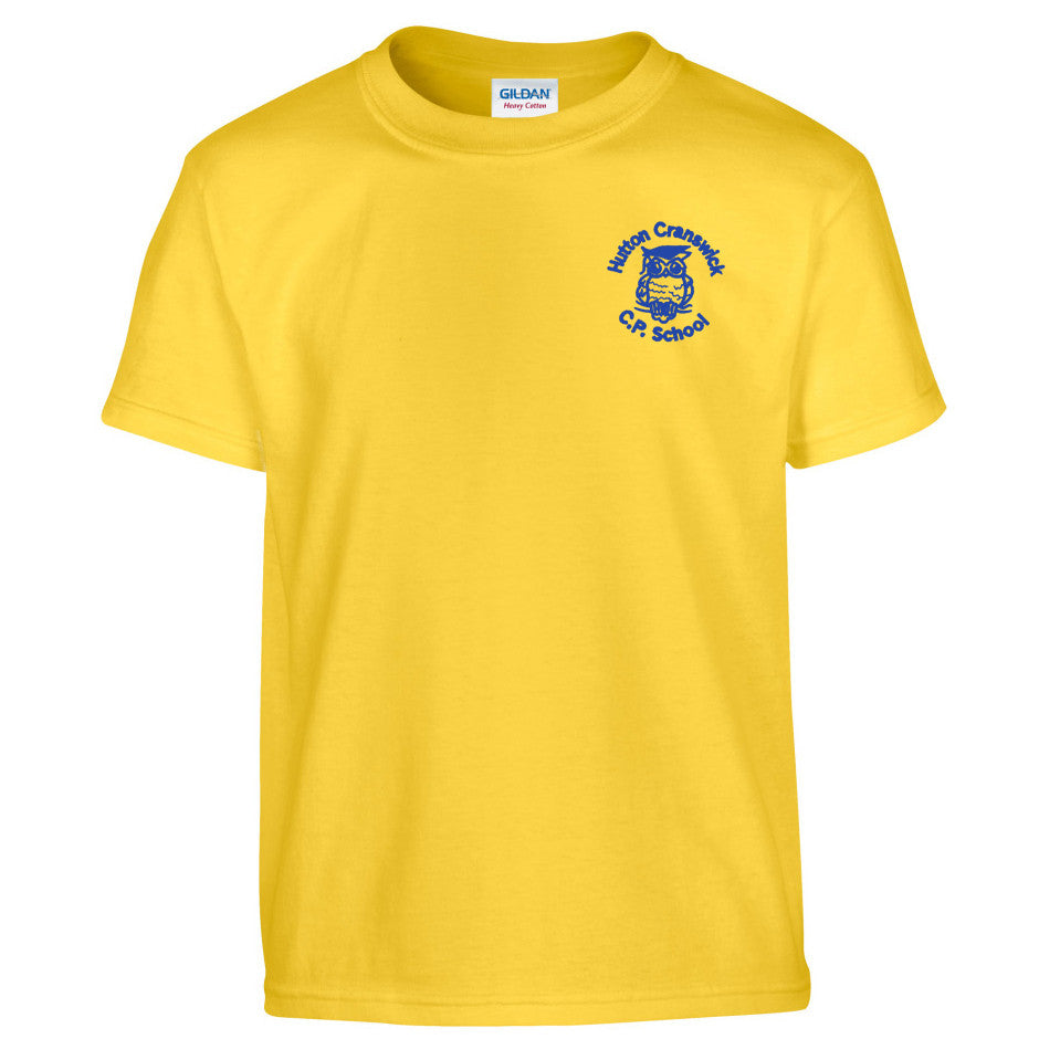 Hutton Cranswick School Sports T-shirt