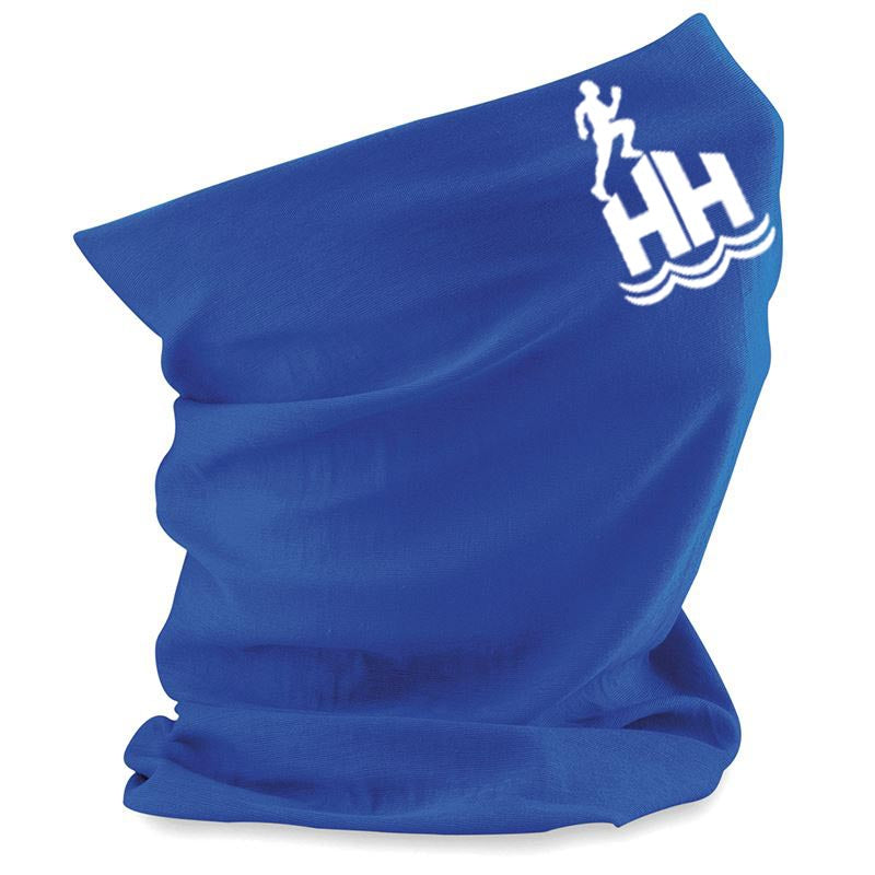 Hornsea Harriers Morf scarf with logo