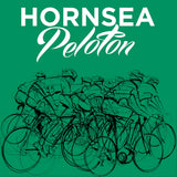 Hornsea Peloton Ladies Polo B&C - Kelly Green