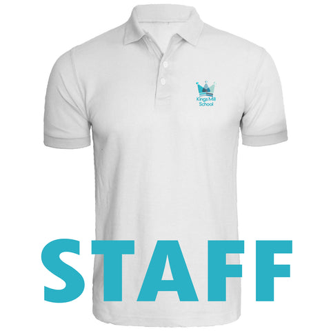 Kings Mill School STAFF Polo Shirt
