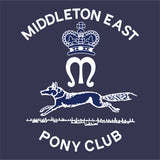 Middleton East Pony Club Long Sleeved Polo