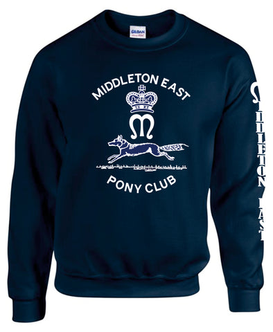 Middleton East Pony Club Sweatshirt Gildan