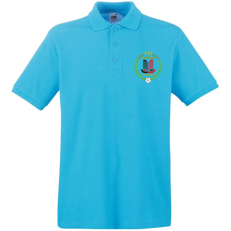East Riding TR Register Fruit of the Loom Polo