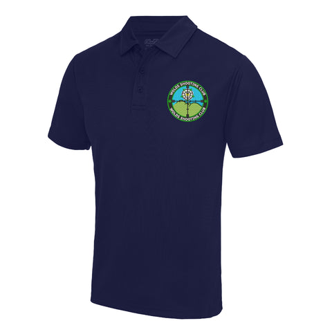 Wolds Shooting Club Cool Polo