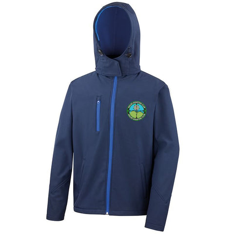 Wolds Shooting Club Softshell Jacket