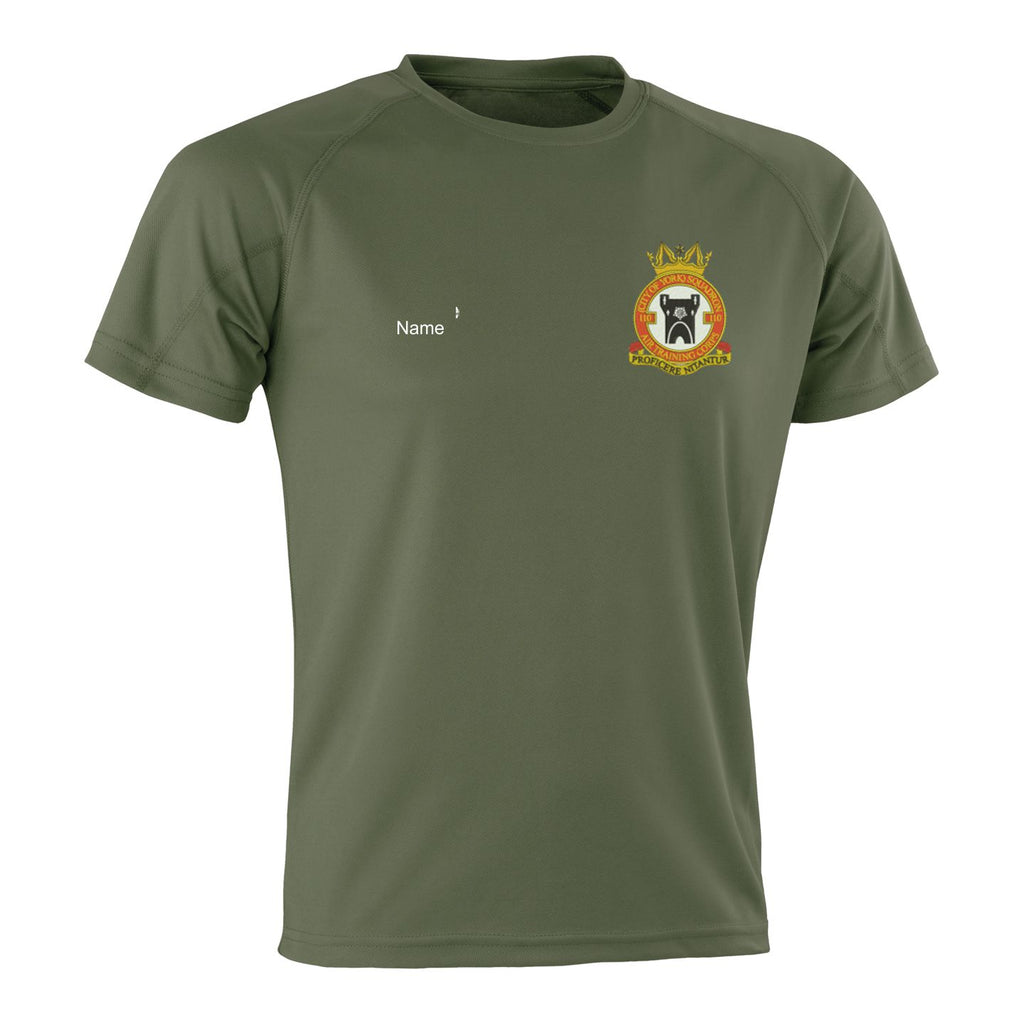 York Cadets 110 Spiro Performance Tee