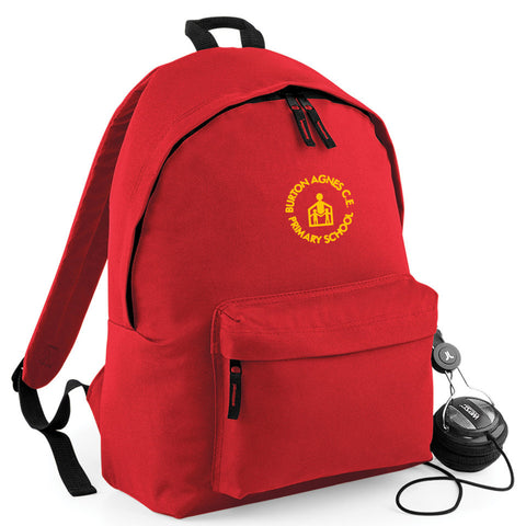 Burton Agnes School Backpack