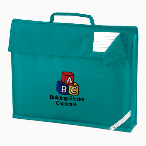 Building Blocks Childcare Bookbag