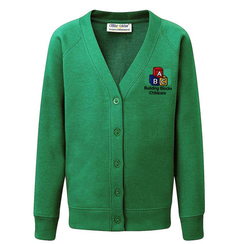 Building Blocks Childcare Cardigan