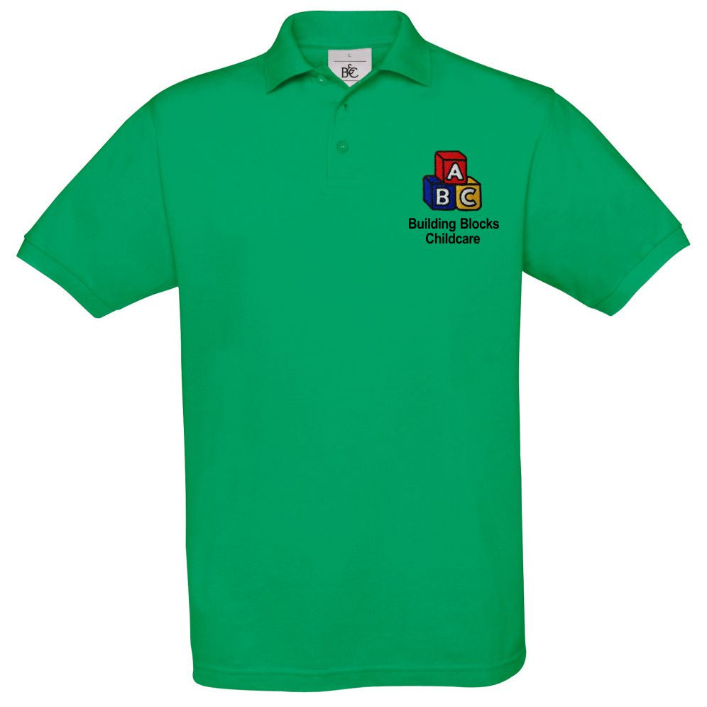 Building Blocks Childcare Polo Shirt