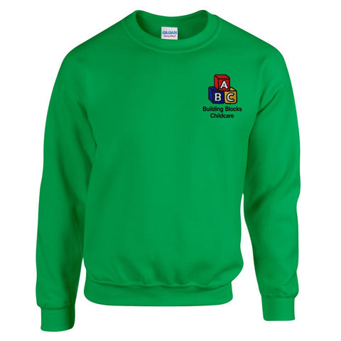 Building Blocks Childcare Sweatshirt