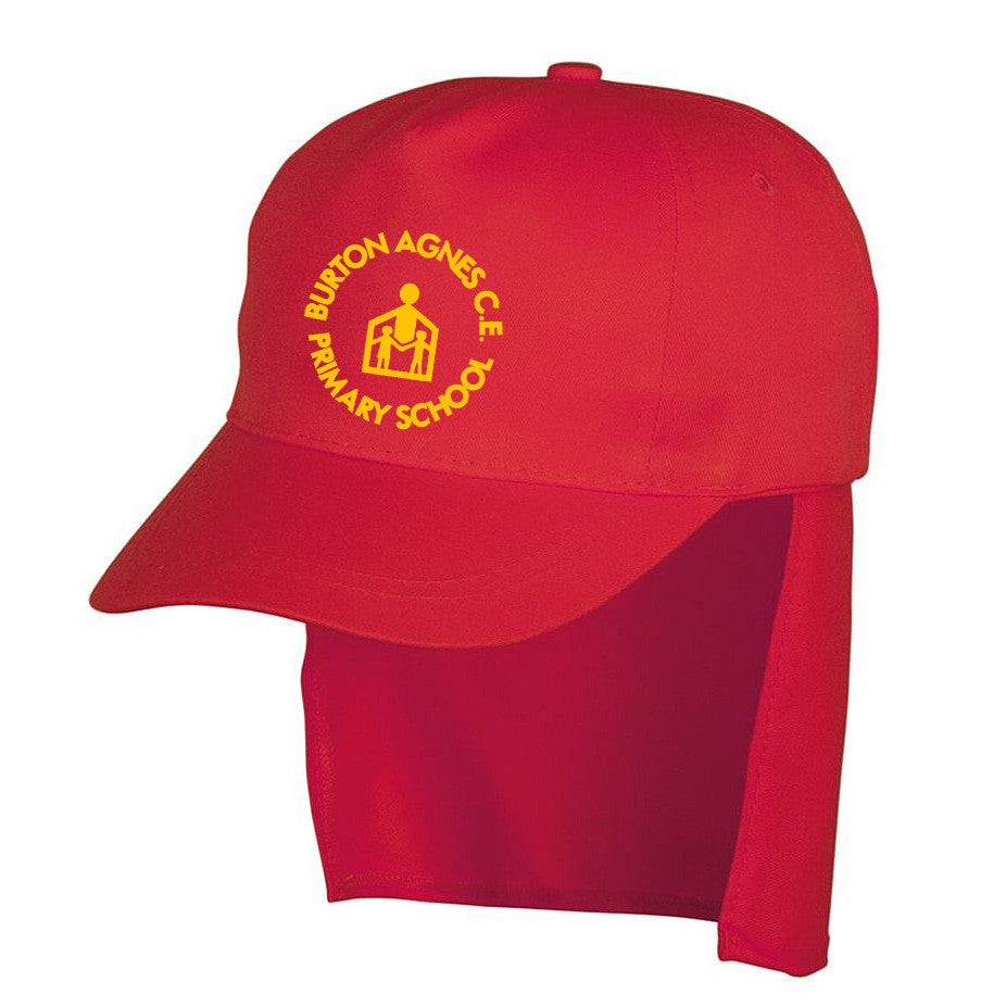 Burton Agnes School Safari Cap