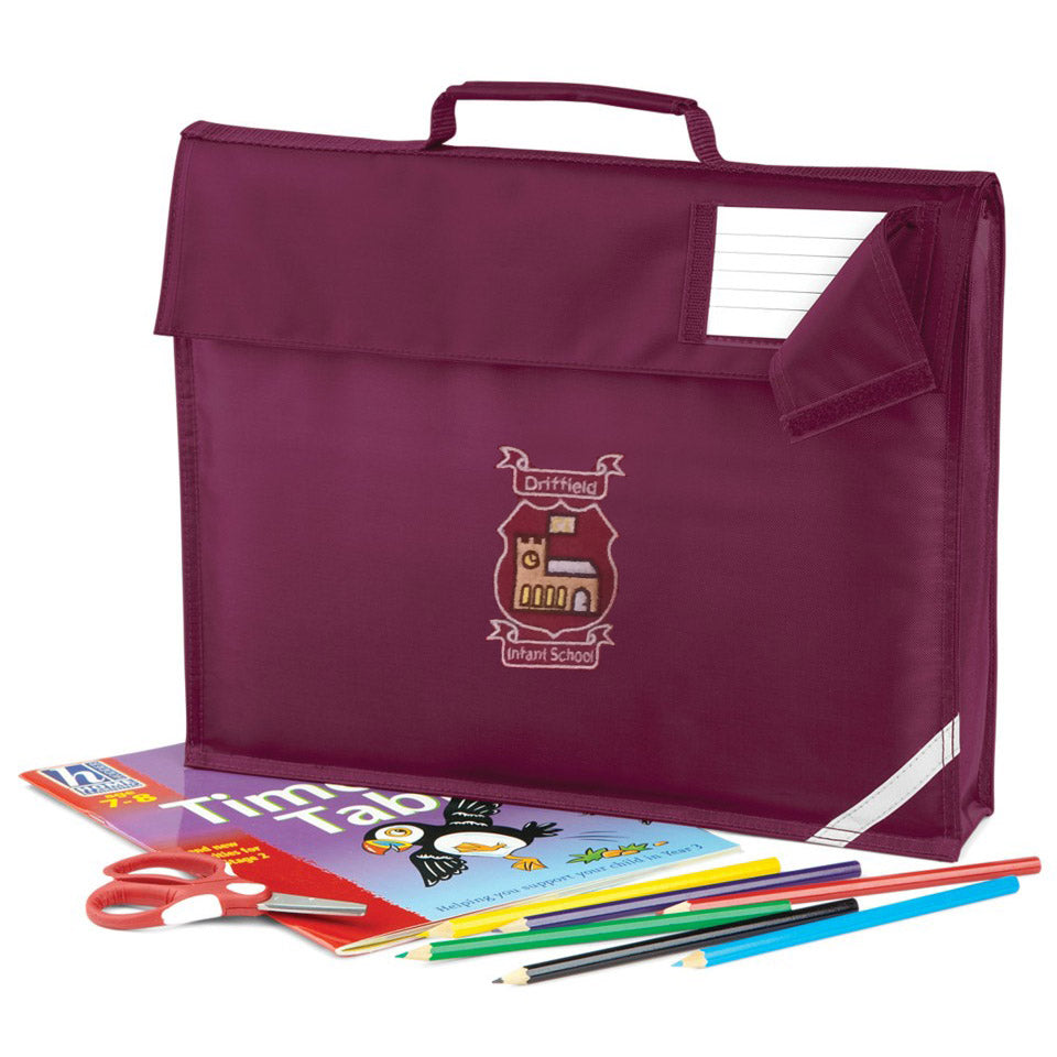 Driffield Infant School Bookbag 2