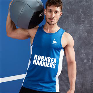 Hornsea Harriers Stripe Vest